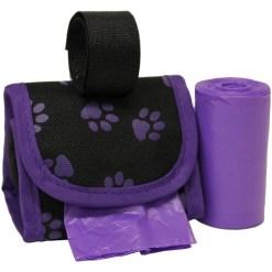 Five Star Pet Paw Print Dispenser, Purple SKU 5791000116
