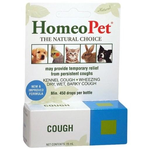 HomeoPet HomeoPet Cough Pet Supplement, 15-mL SKU 0495914706