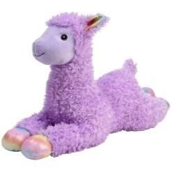 Multipet Jumbo Llamas Plush Dog Toy SKU 8436958395