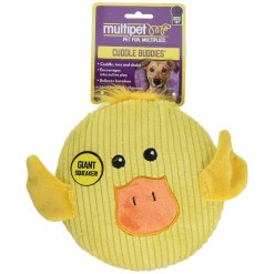 Multipet Sub-Woofers Dog Toy, Character Varies SKU 8436943203