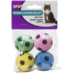 Ethical Pet Sponge Soccer Ball Cat Toy SKU 7723402302
