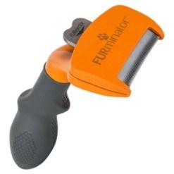 FURminator Long Hair Dog Deshedding Tool, Medium SKU 1179492913