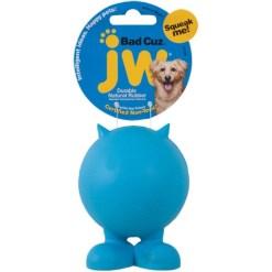 JW Bad Cuz Dog Toy, Color Varies, Medium SKU 1894043168