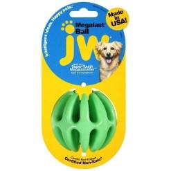 JW Megalast Megaball Dog Toy, Color Varies, Medium SKU 1894046300