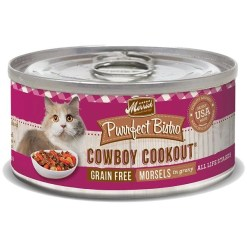 Merrick Purrfect Bistro Grain-Free Cowboy Cookout Canned Cat Food, 5.5-oz SKU 2280801801