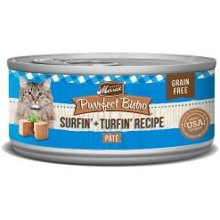 Merrick Purrfect Bistro Grain-Free Surf & Turf Grain-Free Canned Cat Food, 5.5-oz SKU 2280801804