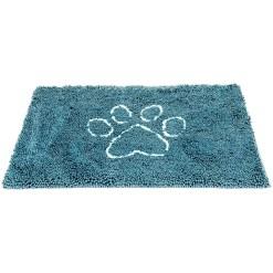Dog Gone Smart Dirty Dog Doormat, Blue, Large SKU 4967000818