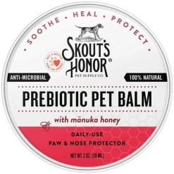 Skout's Honor Prebiotic Dog & Cat Balm, 2-oz SKU 5000431461