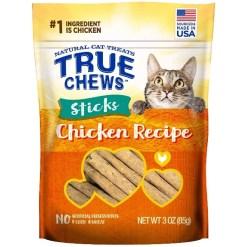 True Chews Sticks Chicken Recipe Cat Treats, 3-oz SKU 3140008438