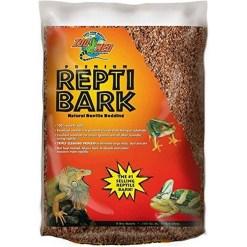 Zoo Med Premium Repti Bark Natural Fir Reptile Bedding, 8-qt Bag SKU 9761275008