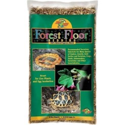 Zoo Med's Forest Floor Reptile Bedding, 8-qt Bag SKU 9761278008