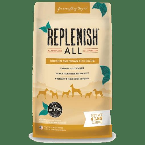 Replenish Classic Chicken 4LB front