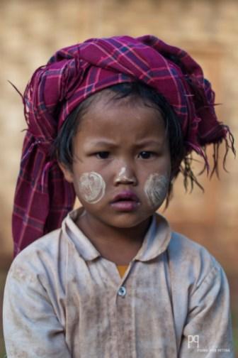 Environs du Lac Inle (( Myanmar - 2009