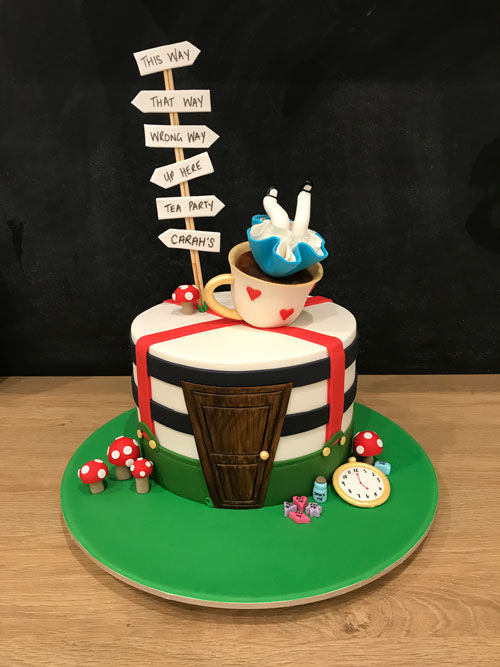 Pettinice Character Cakes Your Work Featured