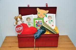 ECHTE SCHÄTZE - Die Starke-Sachen-Kiste für Kinder