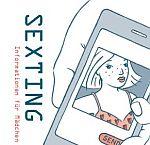 Flyer Sexting für ältere Kinder und Jugendliche