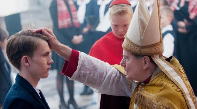 """Veranstaltungshinweis: Film """"Gelobt sei Gott"""" – Wie laut müssen sie noch schreien?"""