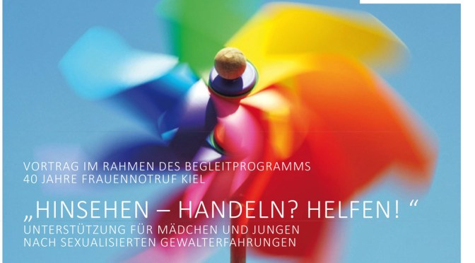 Vortrag zum Download: Hinsehen – Handeln? Helfen! von Prof. Dr. Julia Gebrande