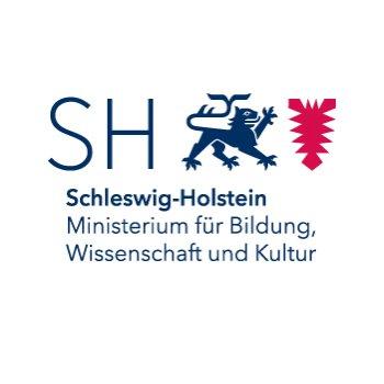 Logo - Ministerium für Bildung, Wissenschaft und Kultur Schleswig-Holstein