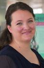Das Foto zeigt ein Portrait von Sinje Delphendahl