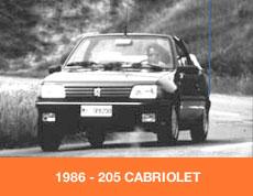205 Cabriolet