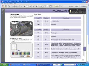 207 fusebox diagram  Peugeot Forums