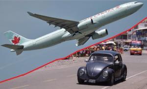 Tout le monde affirme que l'avion est le moyen de transport le plus sur. Mais ce calcul est-il toujours valable ?