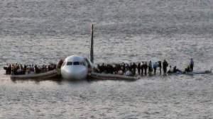 Amerrissage d'un A320 sur le fleuve Hudson