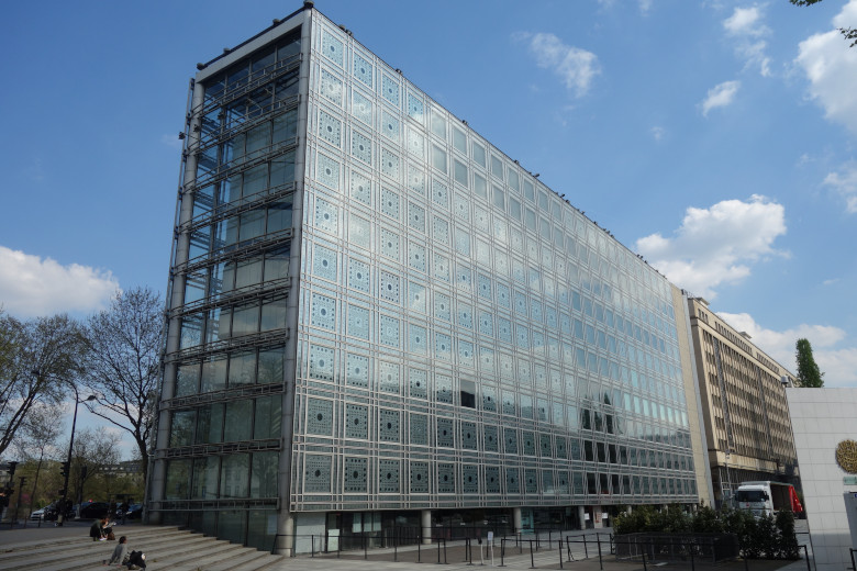 Jean Nouvel - Institute du Monde Arabe