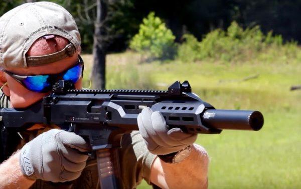 CZ Scorpion EVO 3 S1 pistol caliber carbine