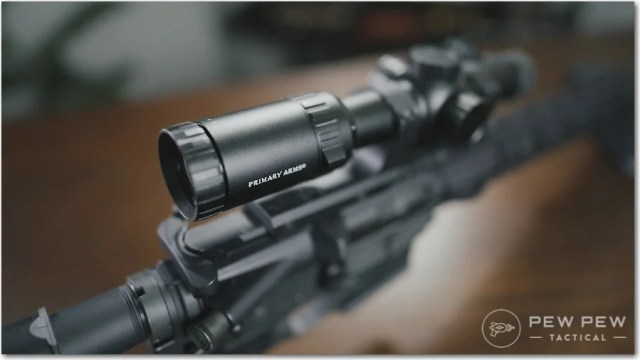 Primary Arms 1-6x Scope Magnification Ring