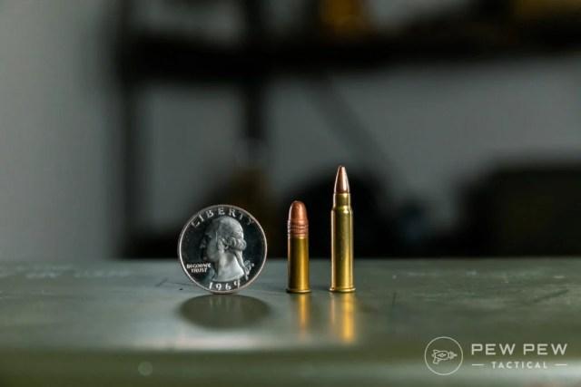 .22LR vs .17 HMR
