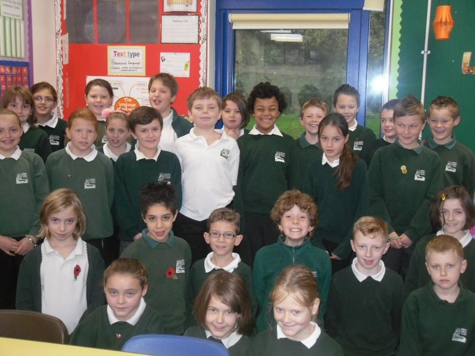 Pewsey Primary School Showcase Link