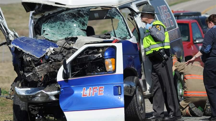 Image result for Lax Ambulance Rules Put Paramedics, Patients at Risk