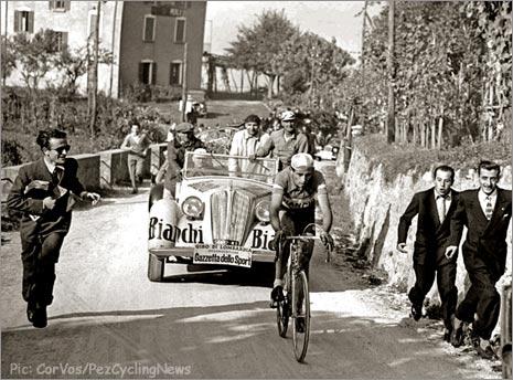 Fausto Coppi Giro Lombardía
