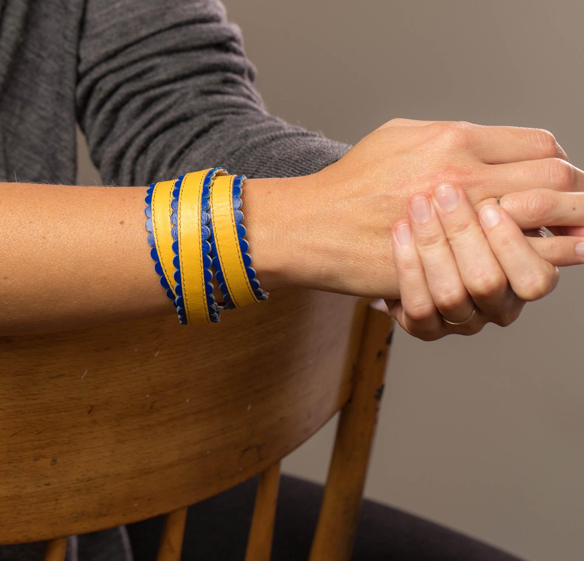 Armband 0187 Twist & Shout
