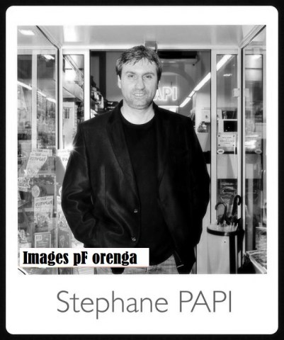 Stéphane Papi librairie Papi a Bastia