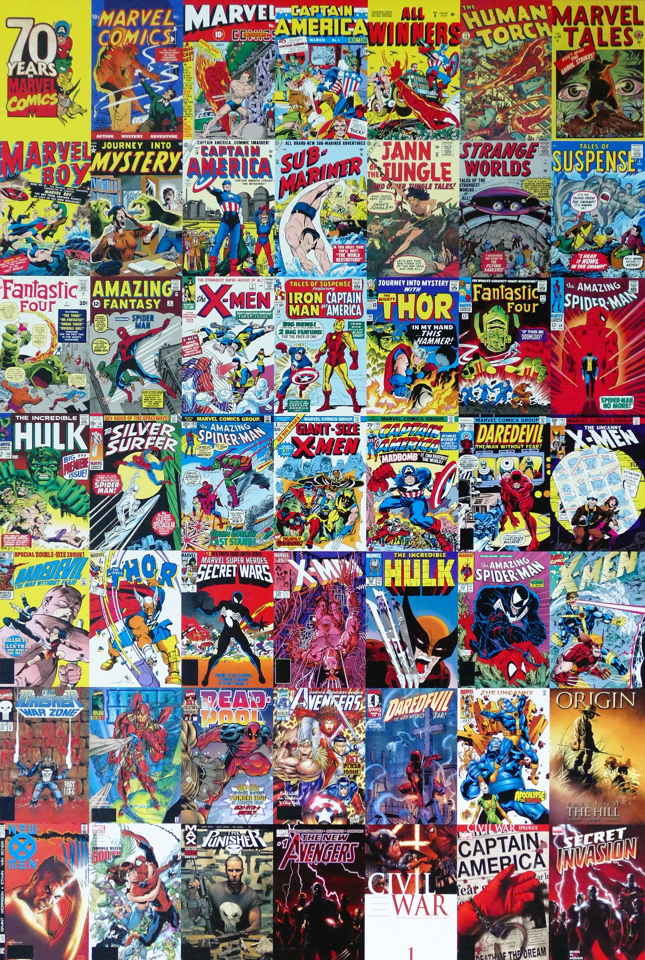 Most Valuable Comic Books Of The S