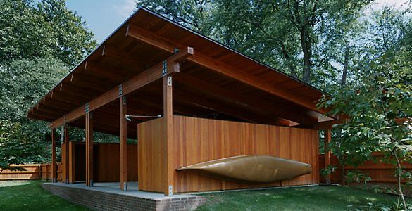 Pfaffmann Associates Carport Pavilion