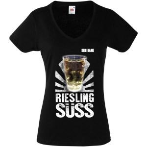 PFALZFANS Pfälzer Schorle-Weinfest-T-Shirt Lieblingsschorle Riesling süß