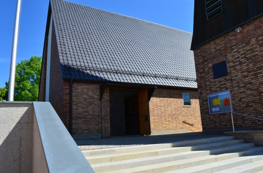 Pfarrkirche St. Albertus Magnus