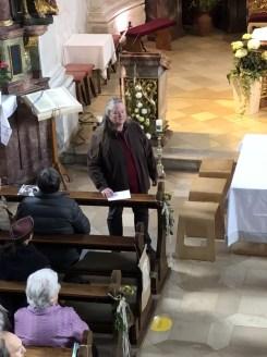 900 Jahre Wolfring - Kirchenführung