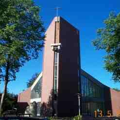 Das neue Gotteshaus