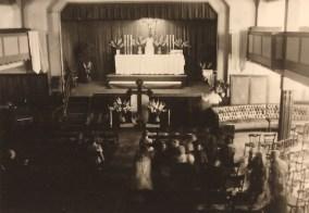 Den Abschluss der Mission im ganzen Raum der Kirchengemeinde Pinneberg bildete eine Schlussfeier mit hl. Messe in der Gaststätte Cap Polonio in Pinneberg.