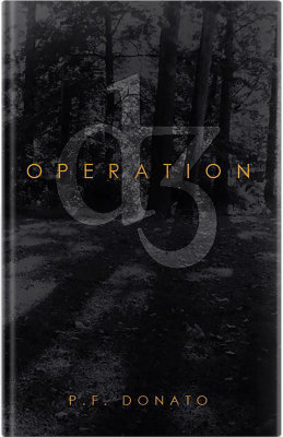 Science Fiction Apocalyptic Operation D3 Book Cover