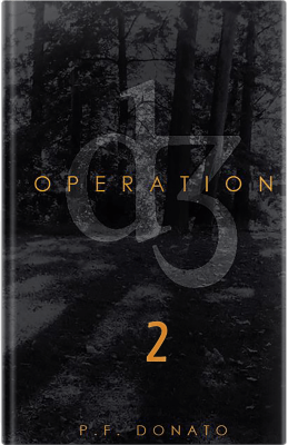 Science Fiction Apocalyptic Operation D3 2 Book Cover