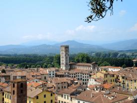 Der Blick vom Torre