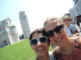 und aus Pisa