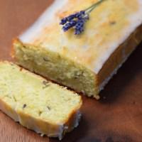 Zitronen-Lavendel Kuchen
