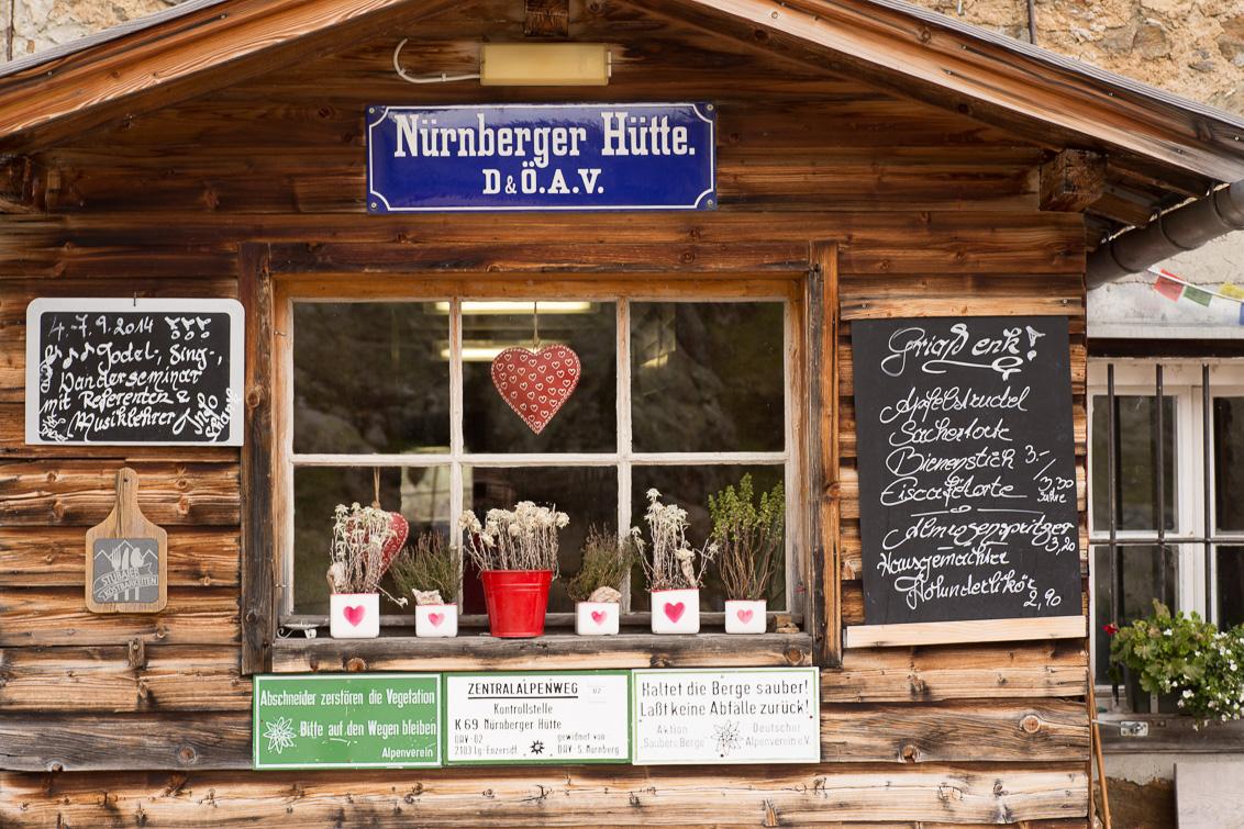 Nürnberger Hütte